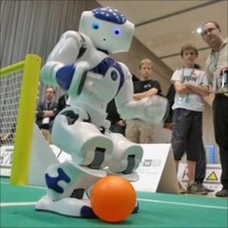 Nao robots, Aldebaran Robotics