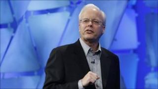 Ray Ozzie, Microsoft