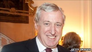 French diplomat Pierre Vimont - file pic