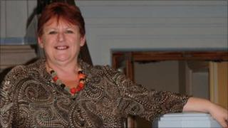 Councillor Elaine Atkinson