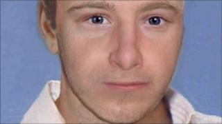 Age-progressed image of Ben Needham