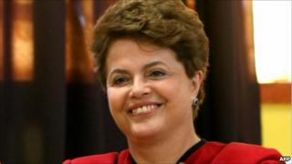 Dilma Rousseff, 31 October 2010