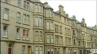 Edinburgh tenements (generic)
