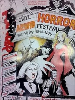 Abertoir festival poster