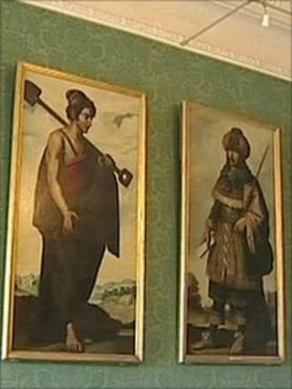 Zurbaran paintings