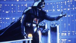 Darth Vader still