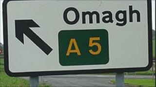Omagh sign