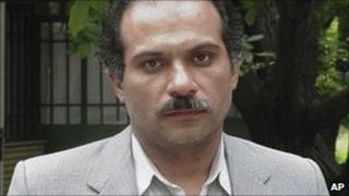 Massoud Ali Mohammadi (undated image)