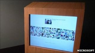 The Timecard machine by Richard Banks