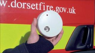 Dicon smoke alarm