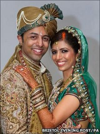 Anni Dewani and Shrien Dewani