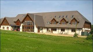 Sark's Island Hall