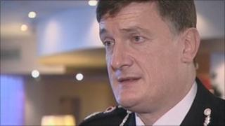 Chief Constable Graham Maxwell