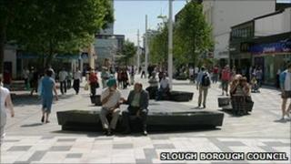 Slough High Street