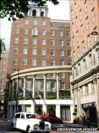 Grosvenor House hotel