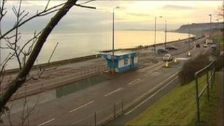 Colwyn Bay Promenade