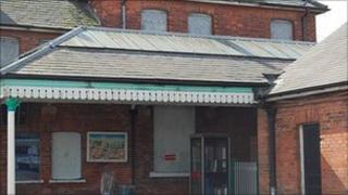 Skegness station