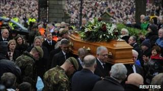 Nat Lofthouse funeral