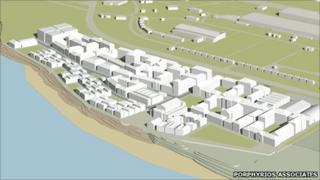 Swansea science campus