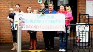 Save our Children's Centres