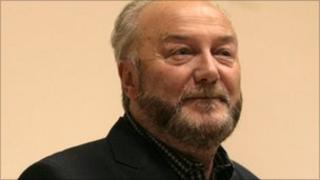 Former MP George Galloway