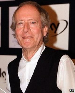 John Barry in 2000