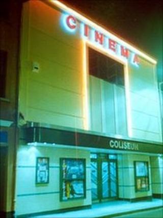 Coliseum Cinema, Brecon