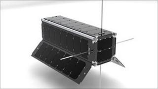 mini satellite