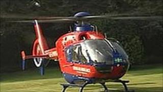 Devon air ambulance