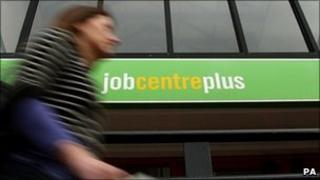 job centre office generic