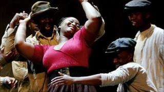 Cape Town Opera perform Porgy and Bess