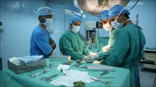 surgeon in theatre generic