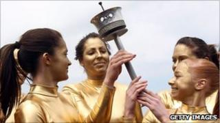 Torch event in London