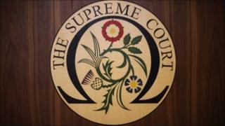 Supreme Court emblem