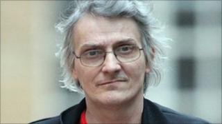 Cult ringleader Colin Batley