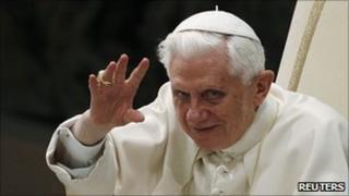 Pope Benedict XVI (2 March 2011)