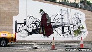 Crown Road artwork