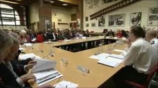 Humberside Fire Authority meeting