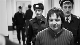 Leonid Nikolayev in court