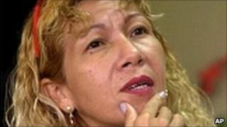 Lina Ron in March 2002