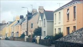 Housing in Guernsey - generic image