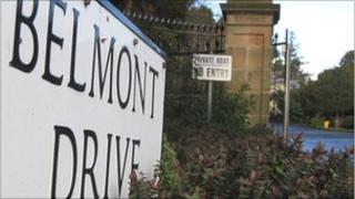 Belmont Drive (Pic: Alan Harcus)