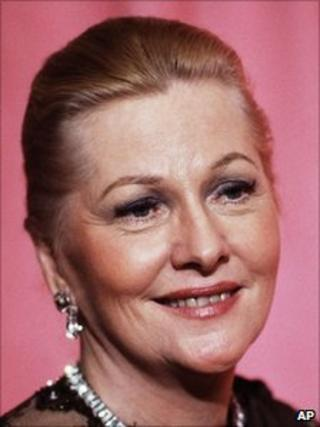Joan Fontaine in 1978