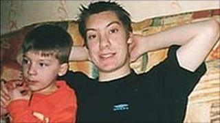 Daniel Hindle and his brother Joseph