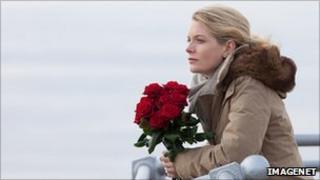 Andrea Lowe as Rachel in Route Irish