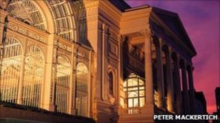 The Royal Opera House, Covent Garden