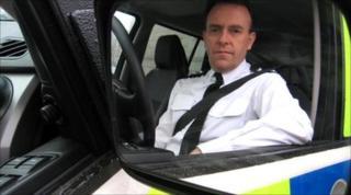 Grampian Police Ch Insp Ian Wallace