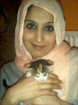 Tebussum Ali, also known as Sareena Ali