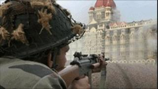 File picture of Mumbai attacks