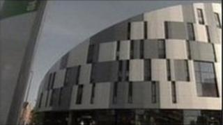 University Campus Suffolk building